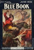 Blue Book (1905-1956 Story-Press/Consolidated/McCall) Pulp Vol. 39 #2