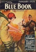Blue Book (1905-1956 Story-Press/Consolidated/McCall) Pulp Jan 1925