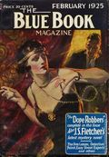 Blue Book (1905-1956 Story-Press/Consolidated/McCall) Pulp Vol. 40 #4