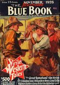 Blue Book (1905-1956 Story-Press/Consolidated/McCall) Pulp Vol. 44 #1