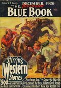Blue Book (1905-1956 Story-Press/Consolidated/McCall) Pulp Dec 1926