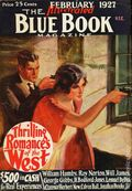 Blue Book (1905-1956 Story-Press/Consolidated/McCall) Pulp Vol. 44 #4