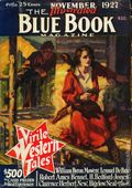 Blue Book (1905-1956 Story-Press/Consolidated/McCall) Pulp Vol. 46 #1