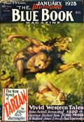 Blue Book (1905-1956 Story-Press/Consolidated/McCall) Pulp Vol. 46 #3