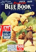 Blue Book (1905-1956 Story-Press/Consolidated/McCall) Pulp Vol. 49 #3