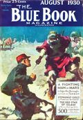 Blue Book (1905-1956 Story-Press/Consolidated/McCall) Pulp Aug 1930