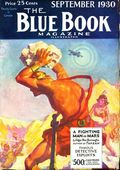 Blue Book (1905-1956 Story-Press/Consolidated/McCall) Pulp Sep 1930