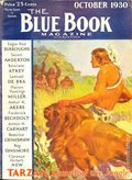 Blue Book (1905-1956 Story-Press/Consolidated/McCall) Pulp Oct 1930
