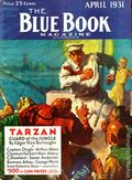 Blue Book (1905-1956 Story-Press/Consolidated/McCall) Pulp Apr 1931
