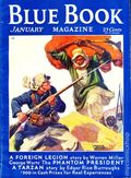 Blue Book (1905-1956 Story-Press/Consolidated/McCall) Pulp Jan 1932