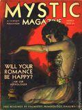 Mystic Magazine (1930-1931 Fawcett) Pulp 1st Series Vol. 1 #4