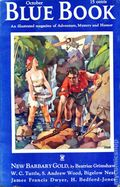 Blue Book (1905-1956 Story-Press/Consolidated/McCall) Pulp Oct 1934