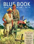 Blue Book (1905-1956 Story-Press/Consolidated/McCall) Pulp May 1945