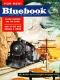 Blue Book (1905-1956 Story-Press/Consolidated/McCall) Pulp Feb 1954