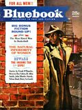 Blue Book (1905-1956 Story-Press/Consolidated/McCall) Pulp Mar 1954