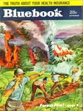 Blue Book (1905-1956 Story-Press/Consolidated/McCall) Pulp Sep 1954