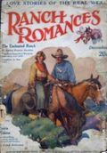 Ranch Romances (1924-1968 Clayton/Warner/Best Books/Literary Enterprises/Popular) Pulp Vol. 1 #2