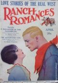 Ranch Romances (1924-1968 Clayton/Warner/Best Books/Literary Enterprises/Popular) Pulp Vol. 2 #2
