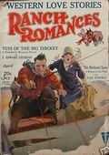 Ranch Romances (1924-1968 Clayton/Warner/Best Books/Literary Enterprises/Popular) Pulp Vol. 5 #3