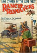 Ranch Romances (1924-1968 Clayton/Warner/Best Books/Literary Enterprises/Popular) Pulp Vol. 8 #2