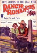 Ranch Romances (1924-1968 Clayton/Warner/Best Books/Literary Enterprises/Popular) Pulp Vol. 9 #3