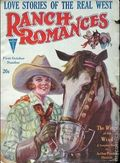 Ranch Romances (1924-1968 Clayton/Warner/Best Books/Literary Enterprises/Popular) Pulp Vol. 13 #1