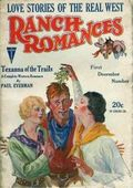 Ranch Romances (1924-1968 Clayton/Warner/Best Books/Literary Enterprises/Popular) Pulp Vol. 14 #1