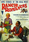 Ranch Romances (1924-1968 Clayton/Warner/Best Books/Literary Enterprises/Popular) Pulp Vol. 15 #1