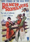 Ranch Romances (1924-1968 Clayton/Warner/Best Books/Literary Enterprises/Popular) Pulp Vol. 17 #4