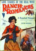 Ranch Romances (1924-1968 Clayton/Warner/Best Books/Literary Enterprises/Popular) Pulp Vol. 18 #1