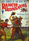 Ranch Romances (1924-1968 Clayton/Warner/Best Books/Literary Enterprises/Popular) Pulp Vol. 18 #4