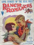 Ranch Romances (1924-1968 Clayton/Warner/Best Books/Literary Enterprises/Popular) Pulp Vol. 22 #1