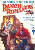 Ranch Romances (1924-1968 Clayton/Warner/Best Books/Literary Enterprises/Popular) Pulp Vol. 24 #2