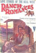 Ranch Romances (1924-1968 Clayton/Warner/Best Books/Literary Enterprises/Popular) Pulp Vol. 24 #4