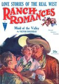 Ranch Romances (1924-1968 Clayton/Warner/Best Books/Literary Enterprises/Popular) Pulp Vol. 26 #4