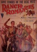 Ranch Romances (1924-1968 Clayton/Warner/Best Books/Literary Enterprises/Popular) Pulp Vol. 27 #1
