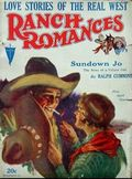 Ranch Romances (1924-1968 Clayton/Warner/Best Books/Literary Enterprises/Popular) Pulp Vol. 28 #1