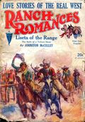 Ranch Romances (1924-1968 Clayton/Warner/Best Books/Literary Enterprises/Popular) Pulp Vol. 29 #1