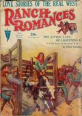 Ranch Romances (1924-1968 Clayton/Warner/Best Books/Literary Enterprises/Popular) Pulp Vol. 30 #4