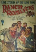 Ranch Romances (1924-1968 Clayton/Warner/Best Books/Literary Enterprises/Popular) Pulp Vol. 32 #2