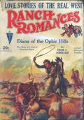 Ranch Romances (1924-1968 Clayton/Warner/Best Books/Literary Enterprises/Popular) Pulp Vol. 33 #4