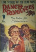 Ranch Romances (1924-1968 Clayton/Warner/Best Books/Literary Enterprises/Popular) Pulp Vol. 34 #1
