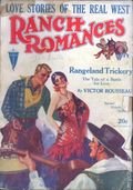 Ranch Romances (1924-1968 Clayton/Warner/Best Books/Literary Enterprises/Popular) Pulp Vol. 34 #2