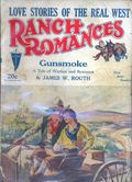 Ranch Romances (1924-1968 Clayton/Warner/Best Books/Literary Enterprises/Popular) Pulp Vol. 35 #3