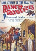 Ranch Romances (1924-1968 Clayton/Warner/Best Books/Literary Enterprises/Popular) Pulp Vol. 36 #2