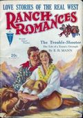 Ranch Romances (1924-1968 Clayton/Warner/Best Books/Literary Enterprises/Popular) Pulp Vol. 37 #1