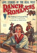 Ranch Romances (1924-1968 Clayton/Warner/Best Books/Literary Enterprises/Popular) Pulp Vol. 38 #1