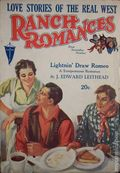 Ranch Romances (1924-1968 Clayton/Warner/Best Books/Literary Enterprises/Popular) Pulp Vol. 38 #2