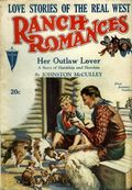 Ranch Romances (1924-1968 Clayton/Warner/Best Books/Literary Enterprises/Popular) Pulp Vol. 39 #2