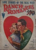 Ranch Romances (1924-1968 Clayton/Warner/Best Books/Literary Enterprises/Popular) Pulp Vol. 40 #1